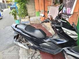 Jual motor Honda PCX ABS THN 2019 plat kab Bekasi