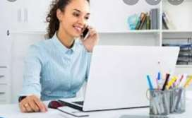 Female's Telecallers required urgent in office freshers also can apply