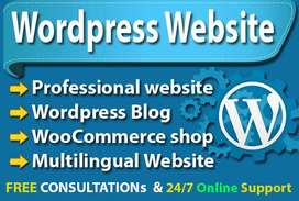 News,Blog or any type of website in 5000