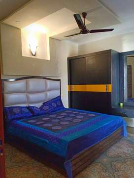 ON AIRPORT ROAD,SECTOR 117,FULLY FURNISHED 1BHK FLAT IN 14.90  MOHALI