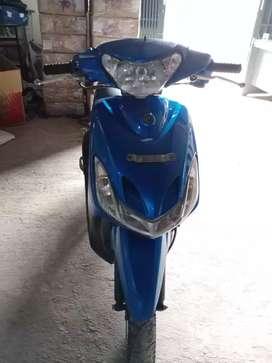 New mio biru 2011