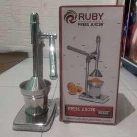 Dijual Alat Press utk Jeruk peras