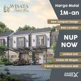 Rumah Klasik Wisata Bukit Mas Wiyung Surabaya