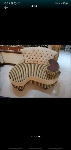 7 and 2 seater sofa's