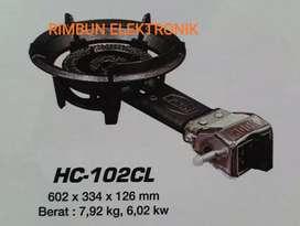 HOCK - Kompor gas coran HC-102CL