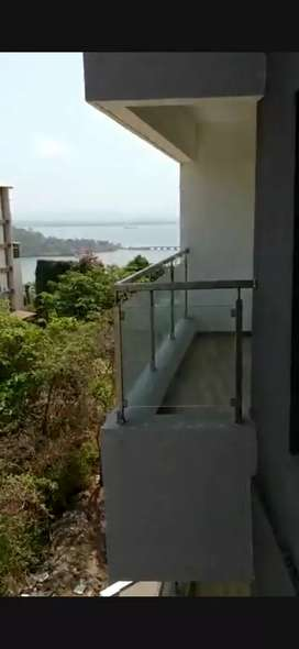 2 bhk for sale in Jairam nagar with unobstructed sea and valley view