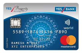 Yes bank credit card department