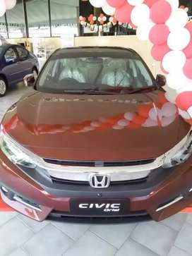 Civic prosmatic 2019 on easy monthly installment 20%downpayment