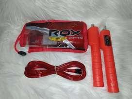 Skipping rox premium kawat lapis karet