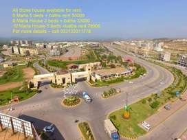 bahria enclave All Sizes of plots n house available