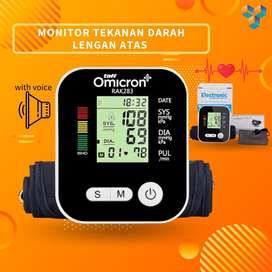 Alat Ukur Tensi Tekanan Darah Elektrik Digital