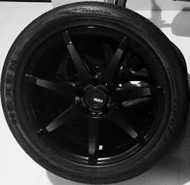 Velg Racing R18 plus Ban