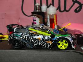 dijual RC WL TOYS k989 DRIFT full propotional  1:28 SCALE RTR