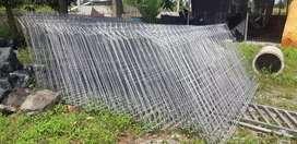 SUGENG H GOLF 21 Perusahaan Pengolahan Pagar BRC di Banjarbaru Kal Sel