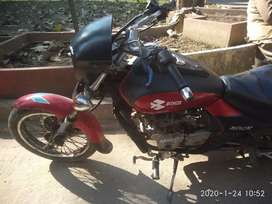 Mortar bike