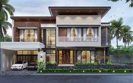 Jasa Arsitek Tangerang Desain Rumah 571m2