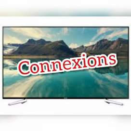 """32"""" Smart led tv with Onsite 2 year warranty"""