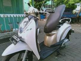 Honda Scoopy karbu Thn 2010
