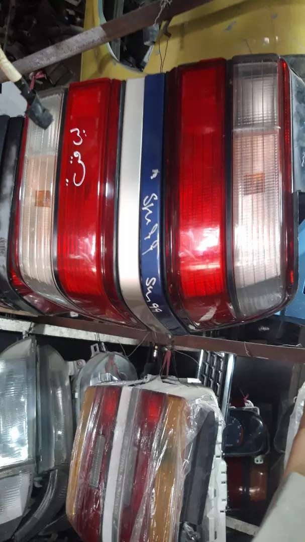 Toyota Corolla 1994 Japanese Tail Lights For Sell 0
