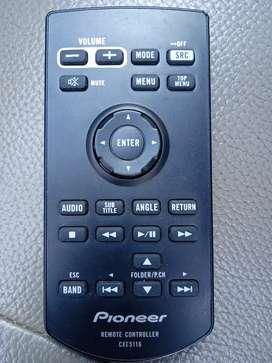 Jual remote controller orie Pioneer CXE5116