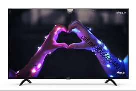 Led Tv 50'=26500 2YW With Dolbia Sound TOP Modal 2020 Year A+ Panle