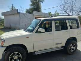 Mahindra Scorpio 2014 Diesel Well Maintained need money urgent