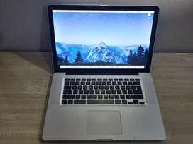Macbook pro 15inch early 2011