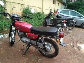 Yamaha RX 100 1994 model urgent sale
