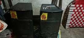 Clarion box DJ