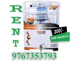 RO Water Purifier on RENT