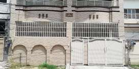 House for rent in Wah Model Town.