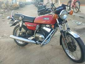 Fully condition Yamaha Rx135 ready to ride