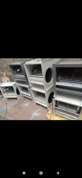 Ducteble Ac blowers available