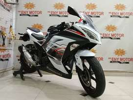07. Siap gas Kawasaki Ninja Fi ABS 2014.#ENY MOTOR#.