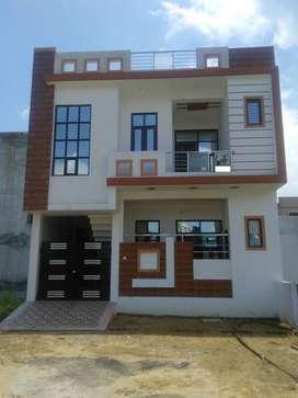 105 YARD DESIGNER DUPLEX HOUSE 47 LAC (NEAR TO IIMT GANGA NAGAR MRT)