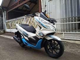 Super Mulus !! Honda PCX 150 2018 CBS ISS Istimewah Kaya Baru
