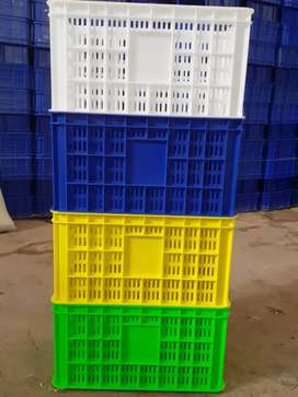 Plastic Basket/ crate/shell