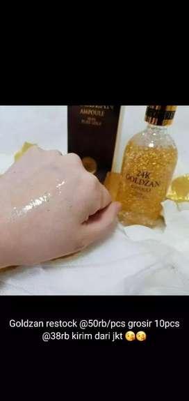 Serum Ampoule Whitening Gold 24K Goldzan