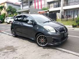 Toyota Yaris Upgrade S-TRD automatic thn 2012