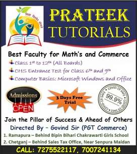 Prateek Tutorials