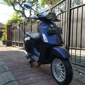 Vespa sprint thn 2016 / Bali dharma motor