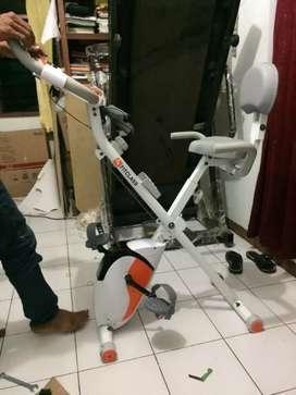 XBike sepeda statis magnetik (sepeda fitness murah)
