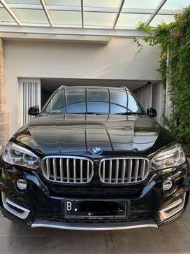BMW X5 2017 kondisi super