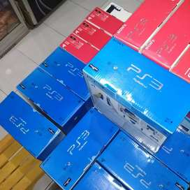 PS 3 slim dan Superslim