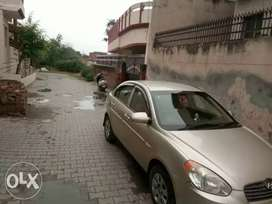Well maintained car and almost 10 km driven daily
