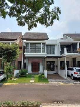 Rumah Bagus Siap Huni dalam Cluster Emerald Bintaro