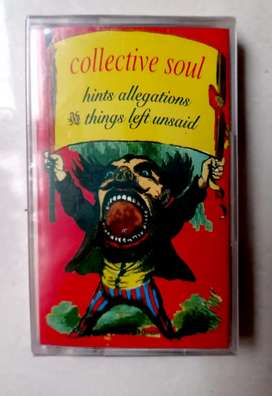 kaset pita album Collective soul hints allegations things left unsaid