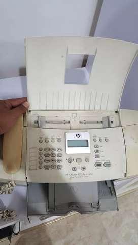 Mesin Fax Merk HP