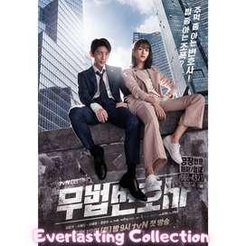 DVD Drama Korea Lawless Lawyer Korean Criminal Movie Film Kaset Romanc