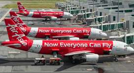 We Have Some Vacancy In Airport Through Airline For Ground Staff.10th